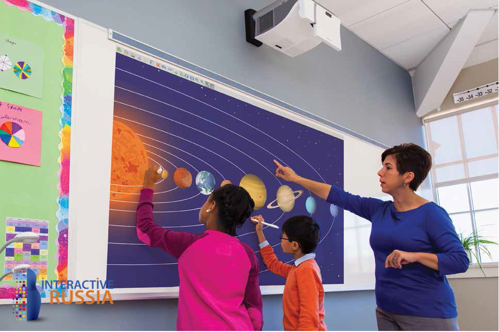 the power of projectors and interactive Enliven your presentations with the projector's interactive function the interactive pen provided effectively turns your screen into a large drawing board you can freely annotate on projected content, making your presentations lively and highly engaging.