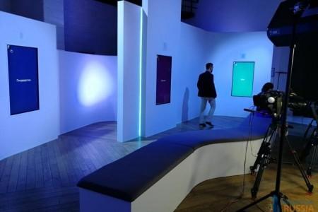 Компания Interactive Russia предоставила в аренду 7 интерактивных дисплеев