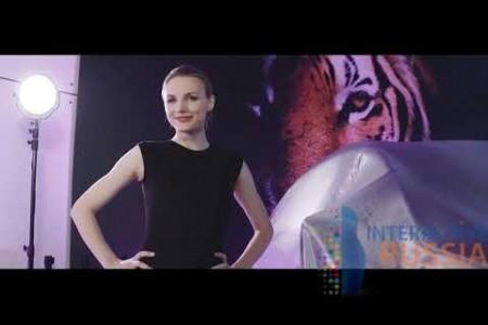 Компания Interactive Russia организовала проекционную инсталляцию на презентации нового Chery Tiggo 7.