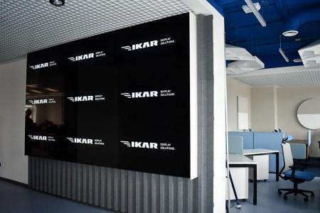 В июле 2021 г компания Interactive Russia, совместно с компанией ИКАР, оборудовало ситуационный центр в ООО «Газпром недра»