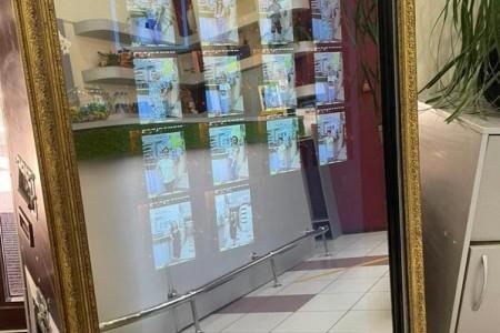 """Компания Interactive Russia предоставила селфи-зеркало на праздник """"День семьи"""" в самый крупный фитнесс-центр """"Валентин"""""""